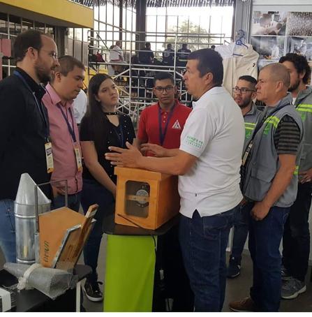 Participación tercer congreso de gestión del riesgo – Ciudad de Medellín